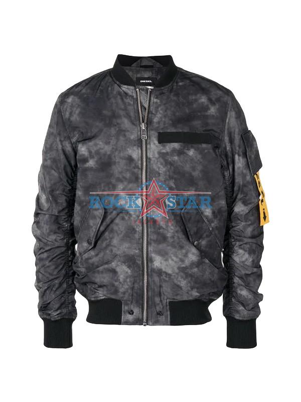 0b04aa5d3cb7 The Martian Bomber Air Jordan Marvin Jacket- RockStar Jackets