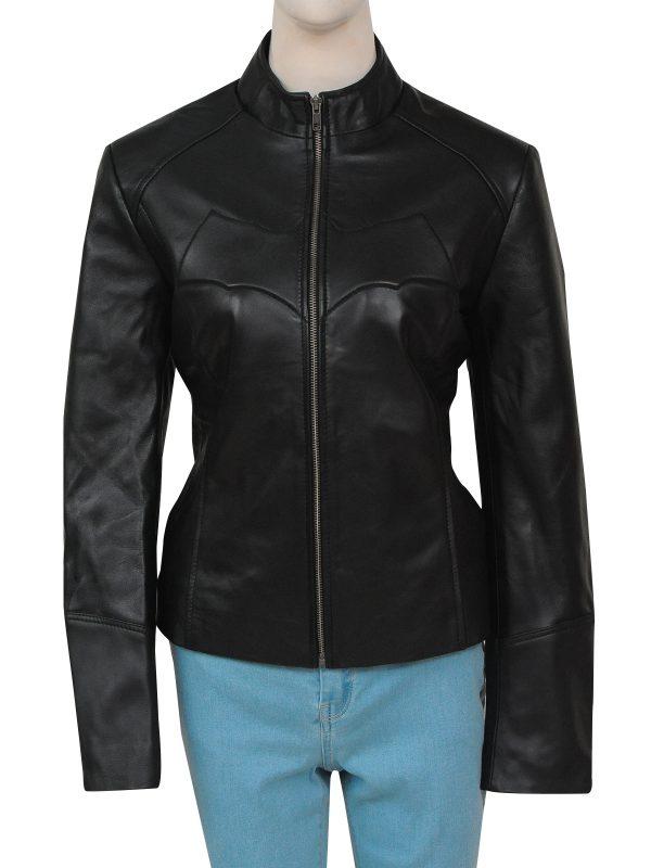 Batgirl-Cosplay-Leather-Jacket
