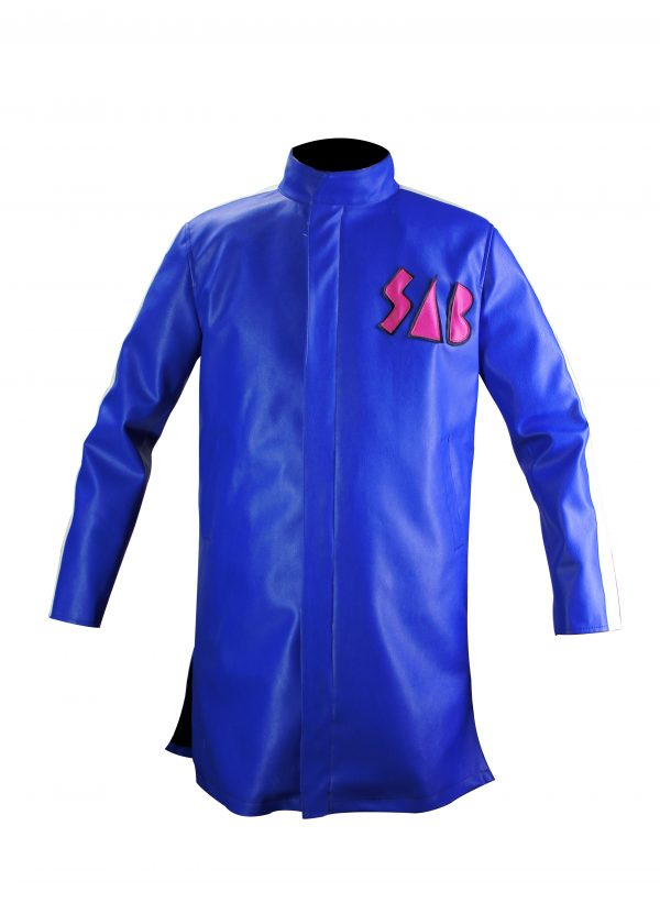 DBZ dragon Ball Z Goku Blue SAB Coat Jacket