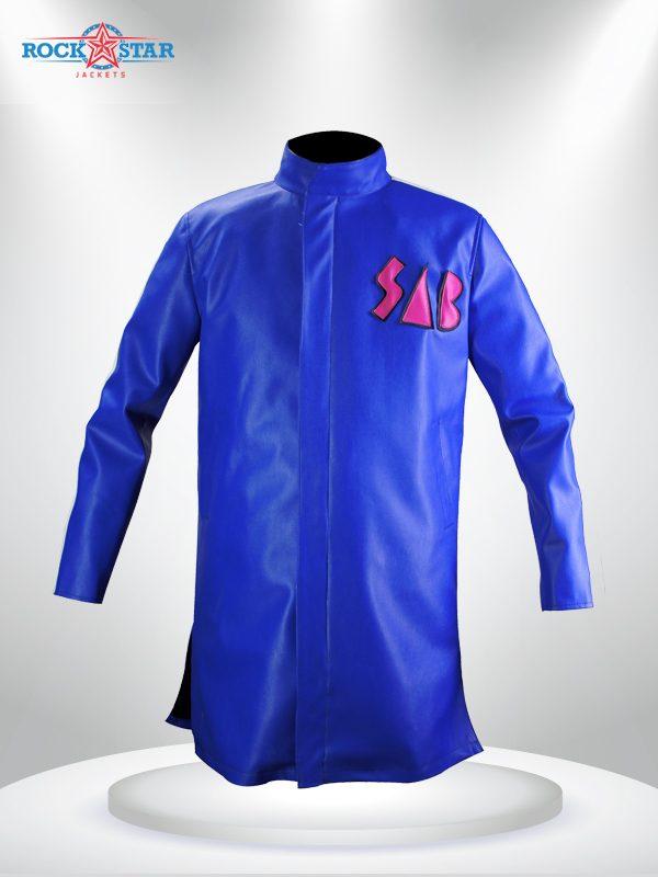 Goku Sab Broly Jacket Blue Coat
