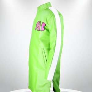 Goku Sab Broly Jacket Green coat