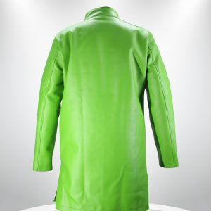 Goku Sab Broly Leather Jacket Coat