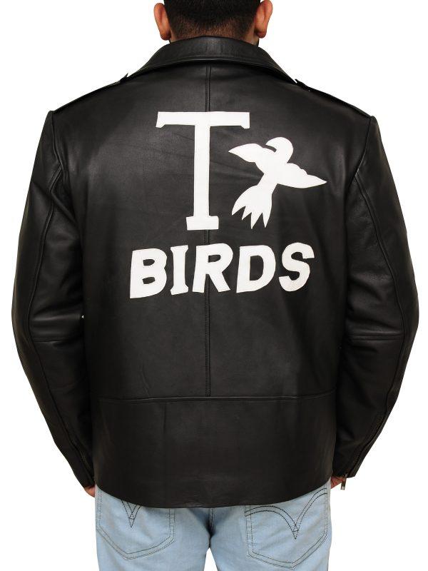 John Travolta Grease T-birds Jacket