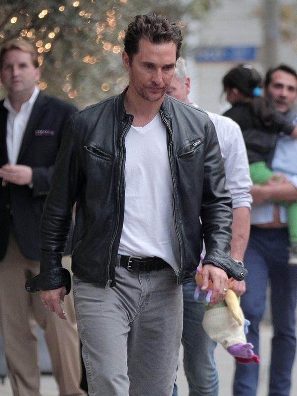 MatthewMcConaugheyTrueDetectiveLeatherJacket