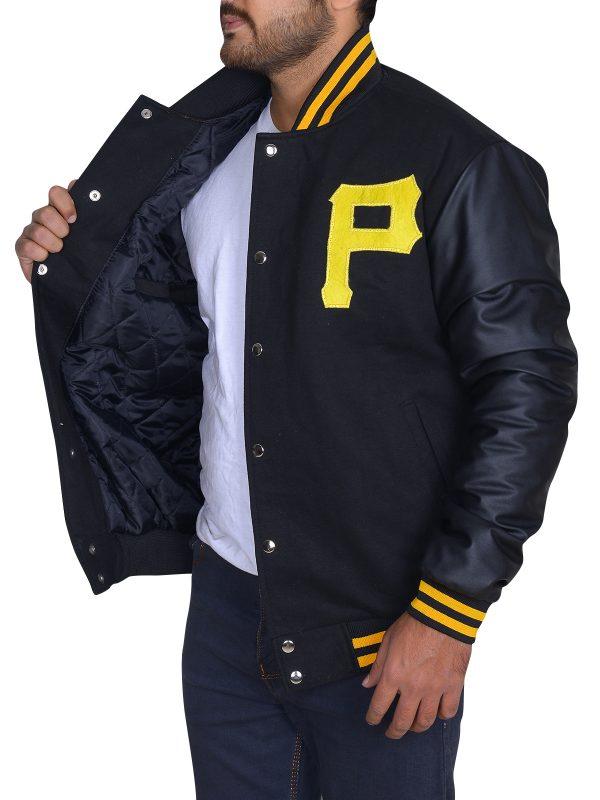 PittsburghPirtesVarsityJacket