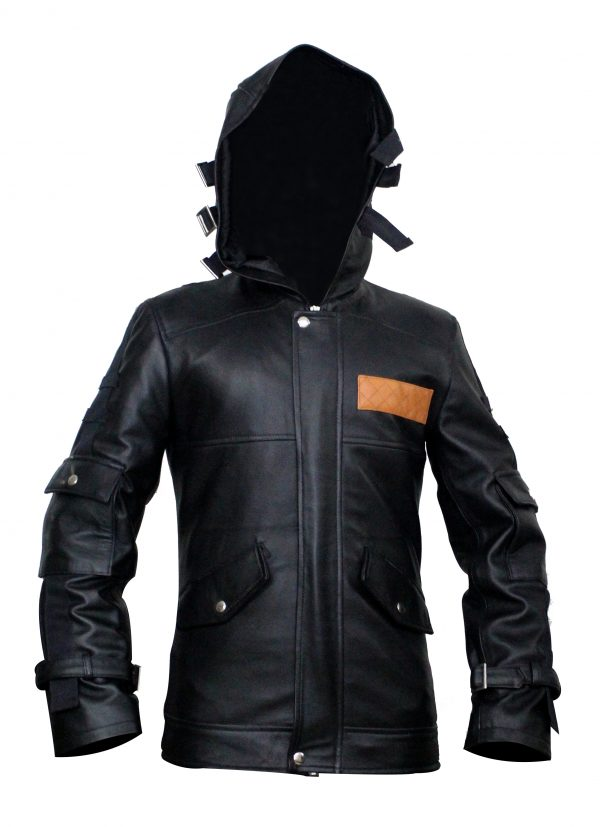 PlayerUnknown's BattleGroud Pubg Leather Jackit