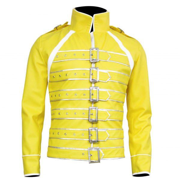Singer Freddy Mercury Proper Shot Jacket