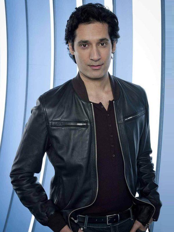 Stephen-Lobo-Continuum-TV-Series-Leather-Jacket
