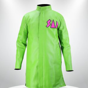 Vegeta Sab Broly Jacket GreenCoat