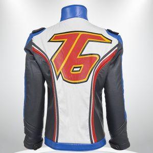 Video Game Overwatch Soldier 76 Jacket