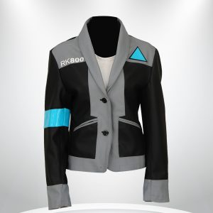 Agent Kara Detroit Become Human Cosplay Jacket