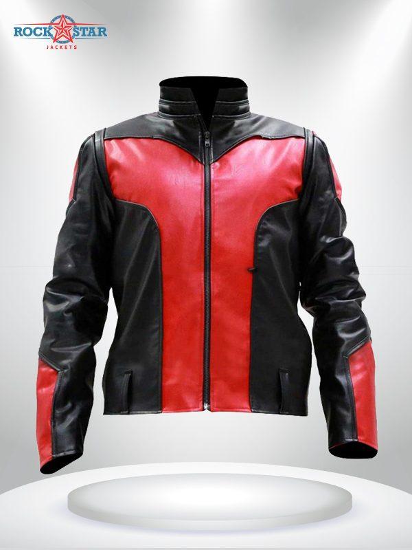 Antman Paul Rudd Leather Costume