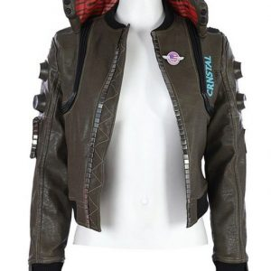Keanu Reeves Cyberpunk 2077 Jacket
