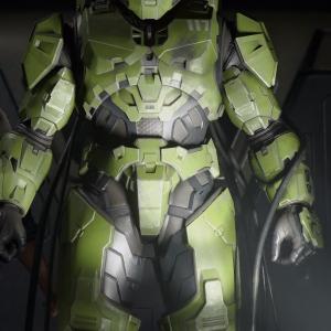 Halo Infinite E3 2019 Game 117 Green Jacket