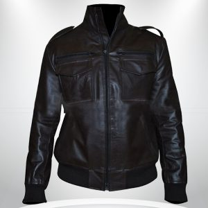 Jake Peralta Brooklyn 99 Leather Jacket