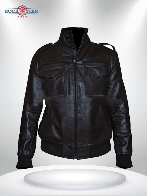 Jake Peralta Brooklyn 99 Leather Jacket