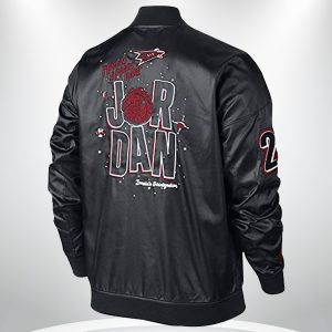Jordan Marvin The Martian Bomber Jacket