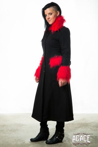 Malefic Female Zombie Vampire Coat