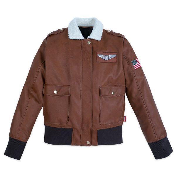 Marvel,s Captain Bomber Jacket
