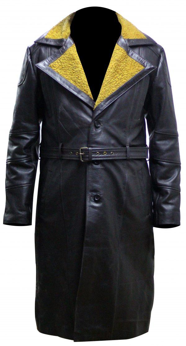 Ryan Gosling Blade Runner 2049 Ctton Coat