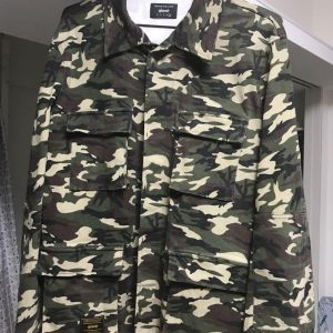 War is over jacket