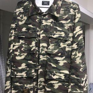 War is over jacket