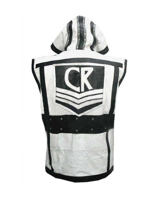 Wrestler Cody Garrett Runnels Rhodes Leather Vest