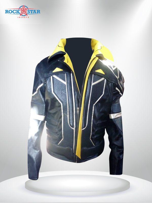 zane jacket Made Borderlands 3 Zane Spider Jacket