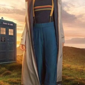 13th Doctor Jodie Whittaker Long Coat