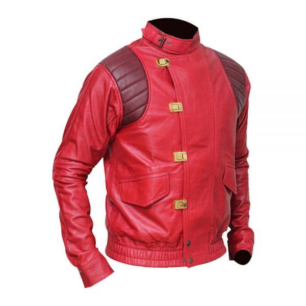 Classic Fashion Akira Kaneda Leather Jacket