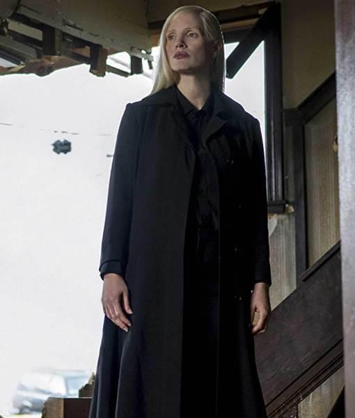 Dark Phoenix Jessica Chastain Smith Coat