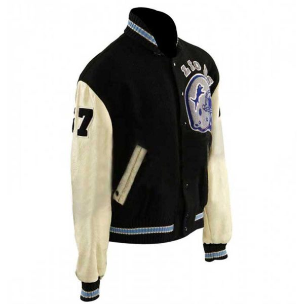 Eddie Murphy Cop Beverly Hills Baseball Letterman Jacket