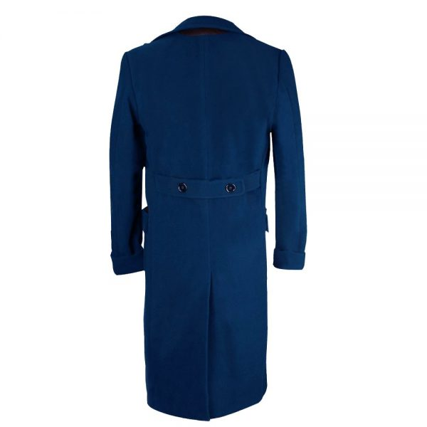 Fantastic Beasts and Where to Find Them Newt Scamander Coat back side