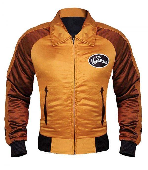 GET Wanderers Varsity Ken Wahl High Qaulity Jacket