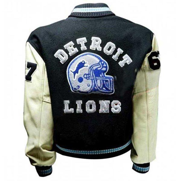 Get Beverly Hills Cop Eddie Murphy Baseball Jacket Back Look