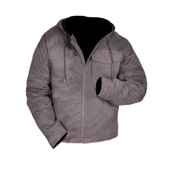 Get Hemsorth Avengers Endgame Thor Cotton Jacket
