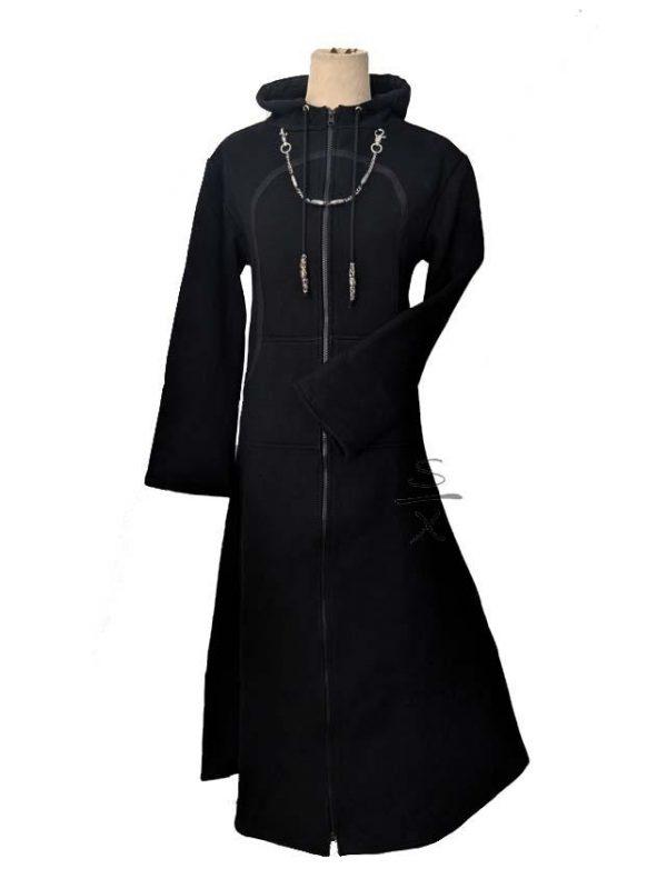 Get Organization XIII Hoodie Long Coat front
