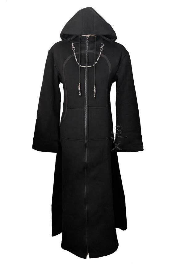 Get Organization XIII Hoodie Long Coat