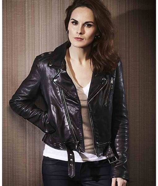 Good Behavior Michelle Dockery Leather Jacket