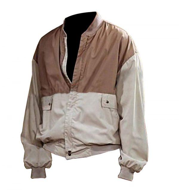 (Jim Parsons) The Big Bang Theory Brown Cotton Jacket look