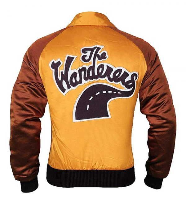 (Ken Wahl) Wanderers Varsity High Qaulity Jacket
