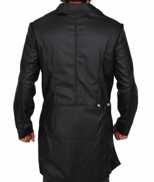 Micah Bell Red Dead Redemption 2 Coat back side