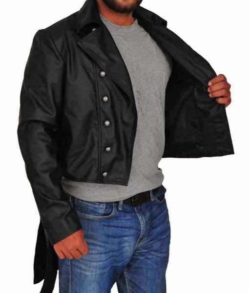 Micah Bell Red Dead Redemption 2 Coat side