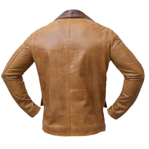 New Arthur Morgan Red Dead Redemption II Leather Jacket
