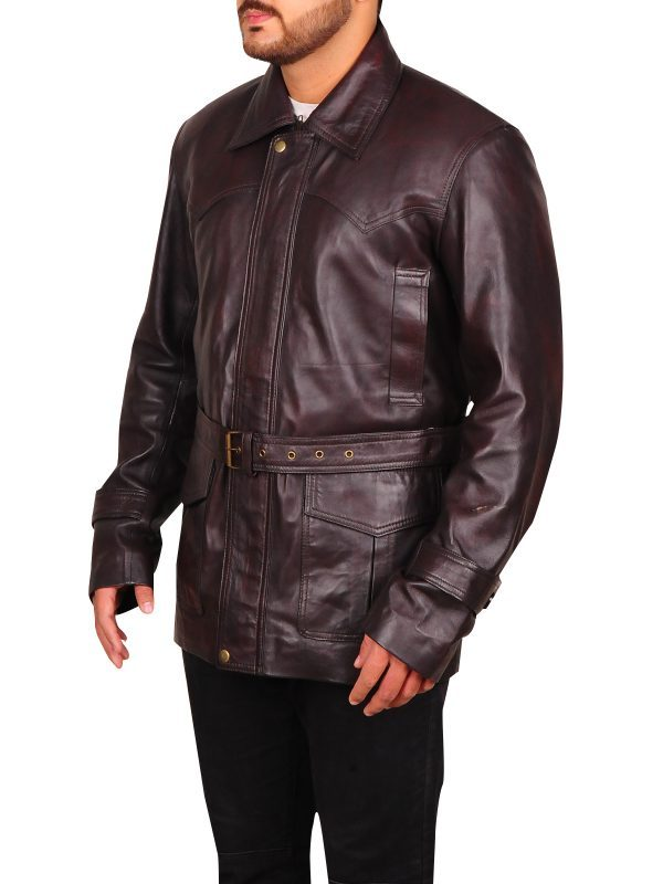 Pierce Brosnan Tomorrow Never Dies Jacket side
