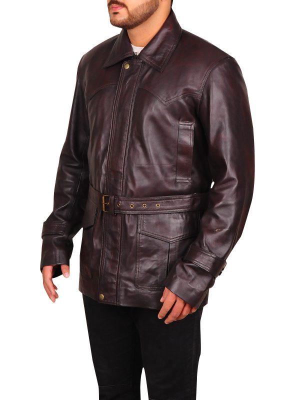 Pierce Brosnan Tomorrow Never Dies Jacket side