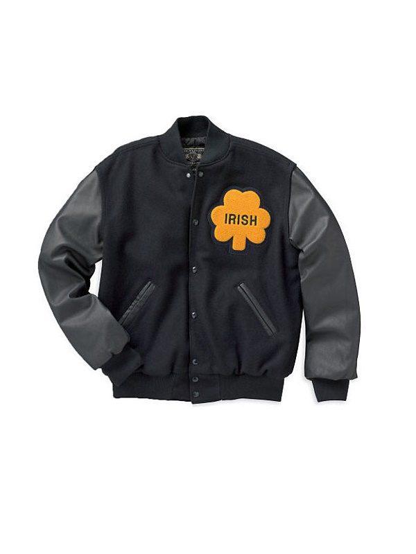 Rudy Irish University of Notre Dame Jacket