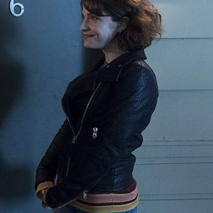 The Good Doctor Paige Spara Leather Jacket