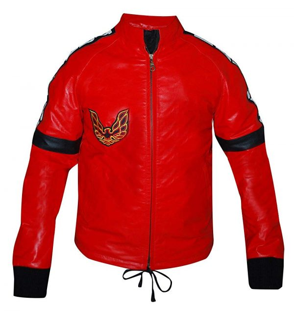 The Smokey And The Bandit Jacket front side