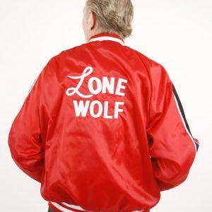 1950s Lenny Lone Wolf Jacket back
